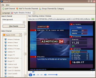 Emule Tv screenshot